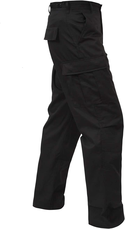 Rothco Tactical BDU (Battle Dress Uniform) Military Cargo Pants: Clothing