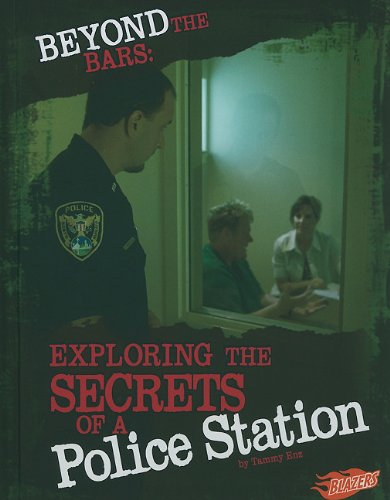 Beyond the Bars: Exploring the Secrets of a Police Station (Hidden Worlds)