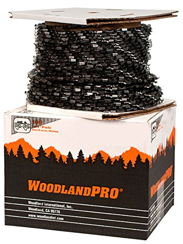 WoodlandPRO 100' Chainsaw Chain Reel (30SCS 100R) 3 Pack by WoodlandPRO