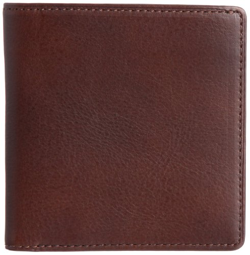 THINly Leather Bifold Wallet SLBS02 Chocolate by THINly
