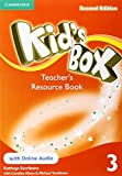 Kid's Box Level 3 Teacher's Resource Book with Online Audio, Kathryn Escribano, 1107666473