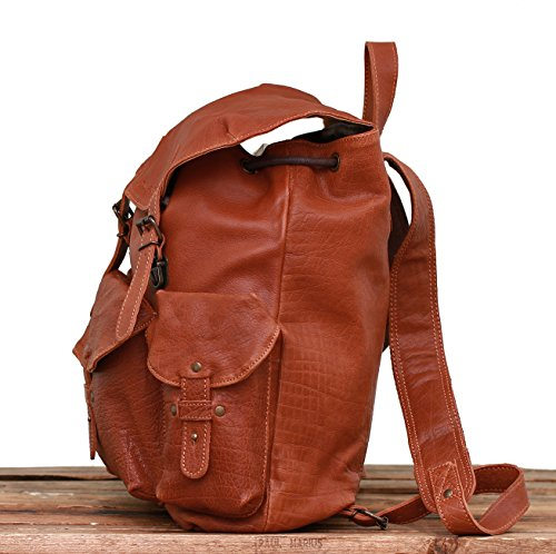 Grain Marius Brown Paul Meridien Light Backpack Le Full Buffalo Leather qzpIaw