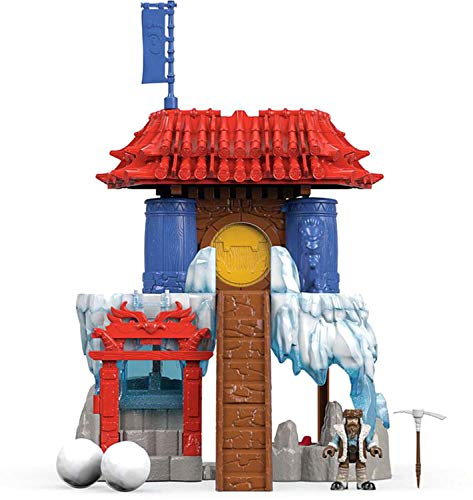 Fisher-Price Imaginext, Yeti Temple Mine