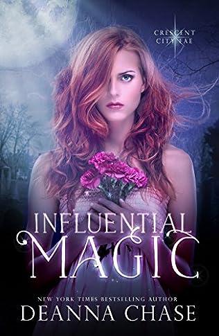 book cover of Influential Magic