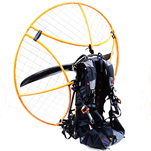 Minne Motor Electric Paramotor Complete Setup Kit
