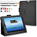 onWay Premium Folio Leather Case Cover for ASUS Transformer Pad TF300