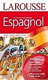 Dictionnaire Larousse poche Espagnol par Larousse