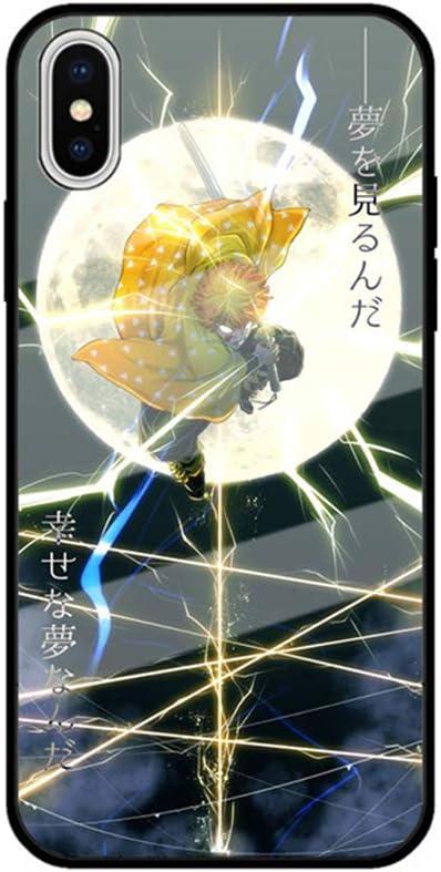 鬼滅の刃 スマホケース アイフォンケース 携帯カバー 竈門 炭治郎 禰豆子 我妻善逸 富岡義勇 3Dプリント iPhoneケース