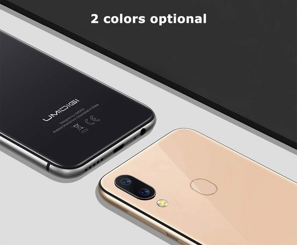 UMIDIGI A3 Pro 5.7 Inch MTK6739 Quad Core 1.5GHz 3GB RAM 32GB ROM Android 8.1 Dual SIM 4G Smartphone: Amazon.es: Electrónica