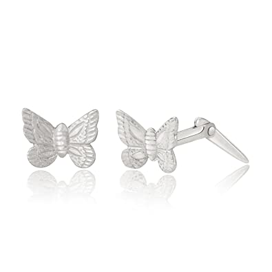 Sterling silver 5mm star Andralok stud earrings / Gift box 4hZxxgHgs8