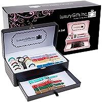 [Patrocinado] LGI intercambiables Premium Set de regalo Ladies Watch Set–personalizable Multi Banda Reloj de pulsera–Color Vary