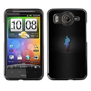 CASEX Cases / HTC G10 / Chameleon Spy - Tf Game # / Delgado Negro Plástico caso cubierta Shell Armor Funda Case Cover Slim Armor Defender