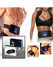 Abs Toning Belt Tone Gymnic Toner Belt Body Massager Muscle Abdominal Stomach
