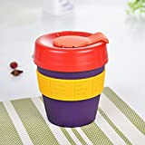Texay(TM) Actionclub Keep Cup Brand Take Away Coffee Cups 2016 Hot Sales Coffee Keep Cup With Lid Travel Mug