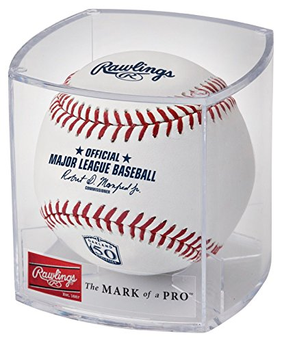 Rawlings Oakland Athletics Official 50th Anniversary MLB Game Baseball Cubed by Rawlings