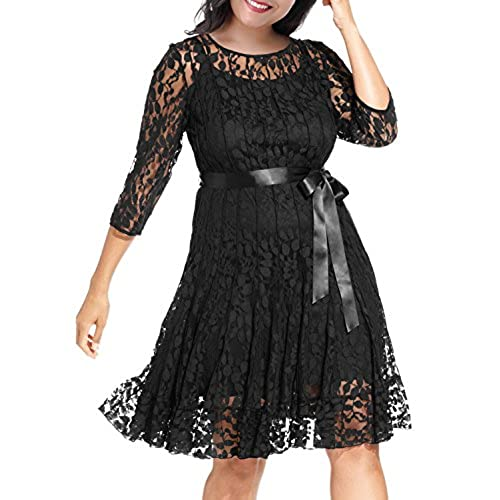 Semi Formal Black Dress For Plus Size Amazon