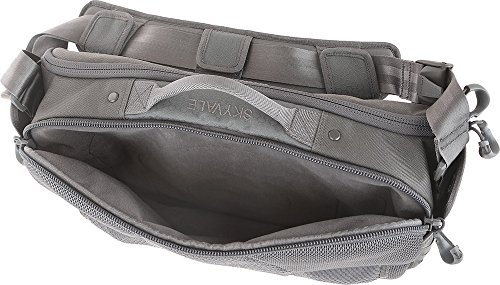 Maxpedition Skyvale Messenger Bag, Gray by Maxpedition (Image #6)