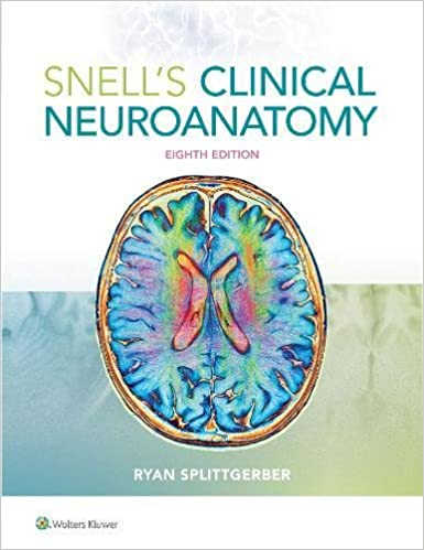 Snell\'s Clinical Neuroanatomy: 9781496346759: Medicine & Health ...