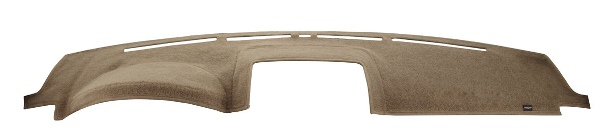 Covercraft DashMat UltiMat Dashboard Cover for Dodge RAM - (Premium Carpet, Caramel)