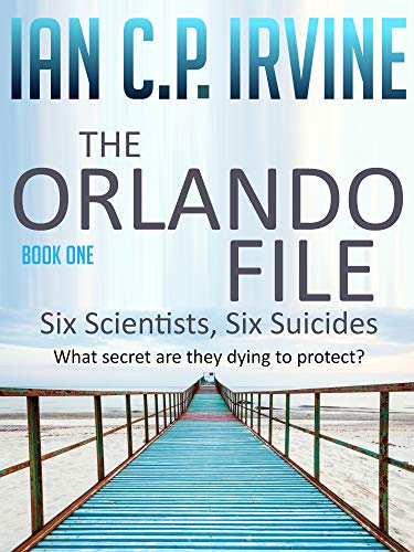 The Orlando File (Book One): A Gripping Mystery & Detective Medical Crime Thriller Conspiracy