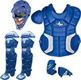 AllStar Player's Series 9-12 Catcher's Set , Royal Blue