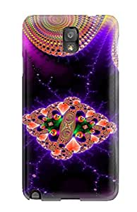 AnthonyJNixon Scratch-free Phone Case For Galaxy Note 3- Retail Packaging - Flower Petals