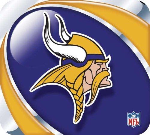 - Minnesota Vikings Mouse Pad - Vortex Design