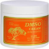 Cheap DMSO Cream Rose Scented – 4 oz