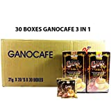 30 boxes Ganoderma GanoCafe 3 in 1 Coffee by Gano Excel