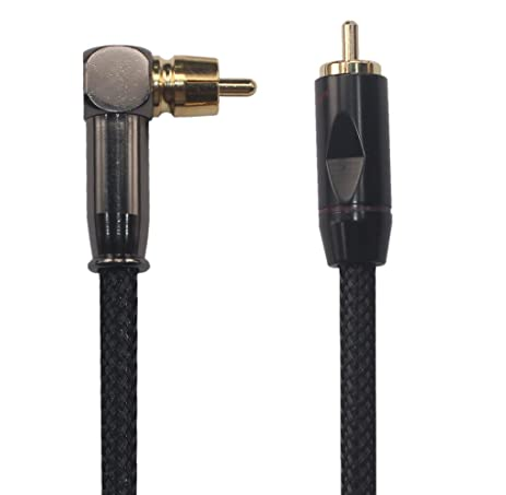 KK 2H-T-1.5 HIFI HI-END OFC Wire 75 Ohm Digital SPDIF