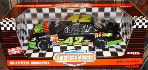 #7448 Ertl American Muscle Nascar Kyle Petty #42 Mello Yello Grand Prix 1/18 Scale Diecast