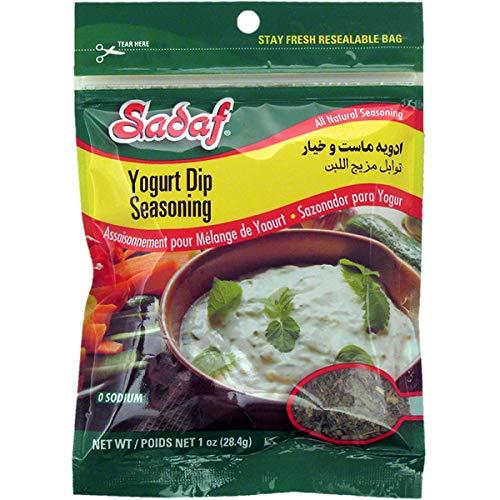 SADAF Yogurt Dip Mix Seasoning, 1 OZ