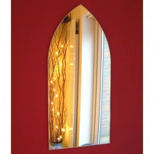 Gothic Arch Mirror 28cm x 15cm Sendmeamirror