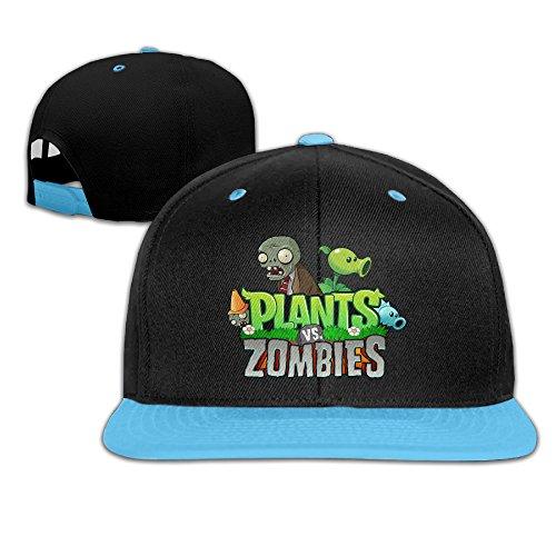 Price comparison product image YOUDEE Kid's Plants Vs Zombies Hats Caps RoyalBlue