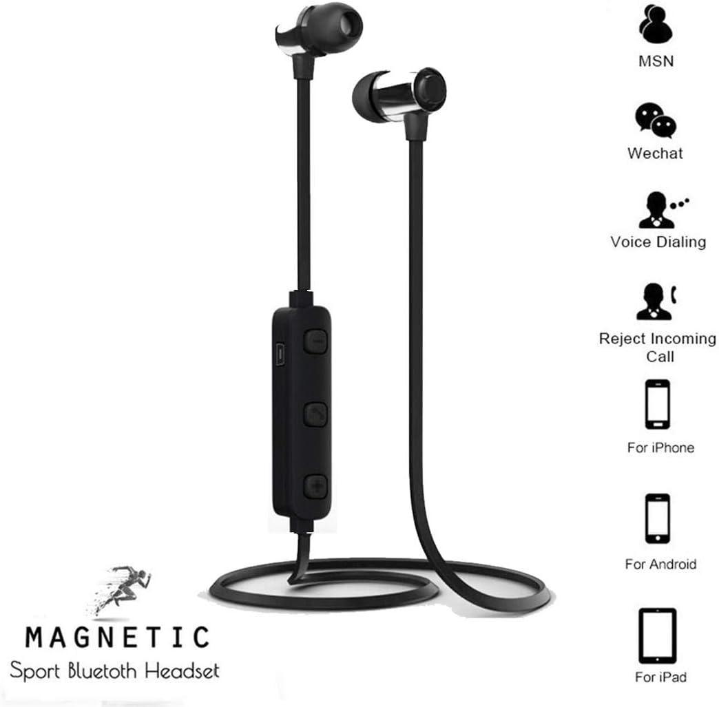 Countia Bluetooth Neckband Waterproof Sporting Earphones Stereo Wireless Earphones Earbud Headphones