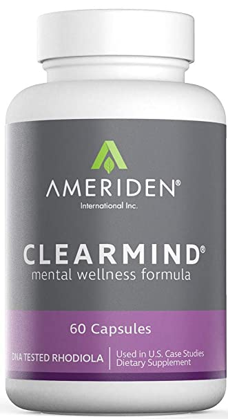 Clear Mind Superior Mental Support Formula