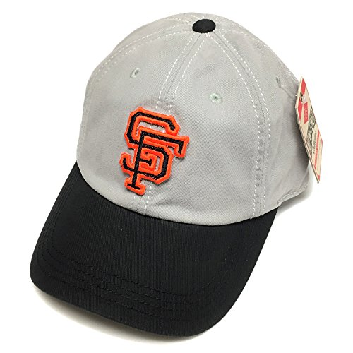 (American Needle San Francisco Giants New Timer Slouch Retro Snapback)