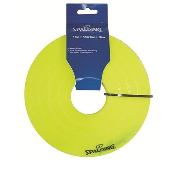 10-Pack Spalding Training Disks