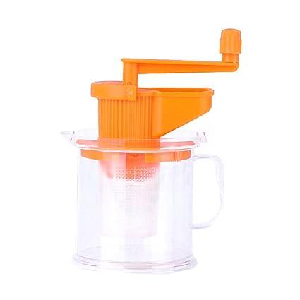 Exprimidor De ZAIYI Plástico Doméstico Mini Pequeño Manual De Leche De Soja Bebé Exprimidor De Frutas