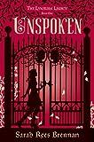 """""""Unspoken - The Lynburn Legacy"""" av Sarah Rees Brennan"""