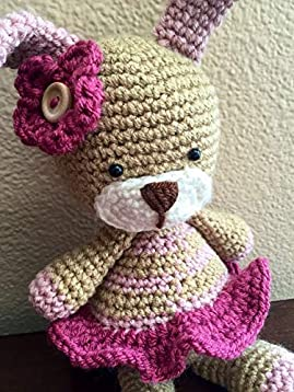 19+ Best Crochet Amigurumi Bunny Toy Free Patterns + Tutorials In 2020 | 358x269