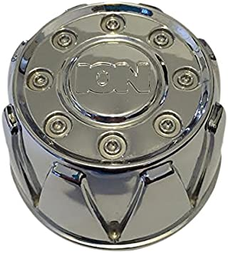 Ion Wheels C10181MB 8189B01CB7 Black Wheel Center Cap