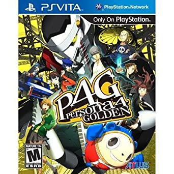 Persona 4 Golden(輸入版: 北米): Psv: Amazon co uk: PC