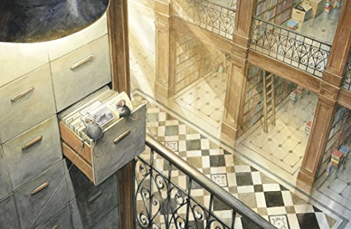 Edison: The Mystery of the Missing Mouse Treasure by NorthSouth Books (Image #2)