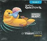 enVision Math California Grade 3 MindPoint Quiz Show CD-ROM