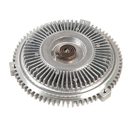 MOCA Viscous Engine Radiator Cooling Fan Clutch for 98-00 Mercedes-Benz C43 AMG & 99-03 Benz CLK430 4.3L & 98-03 Benz E320 3.2L (Clutch Fan C43 Mercedes)