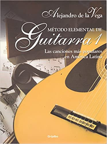 METODO ELEMENTAL DE GUITARRA I