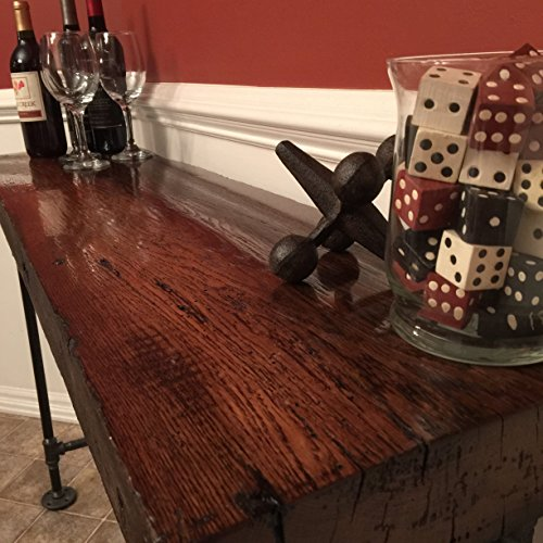 Barn Wood Sofa Table