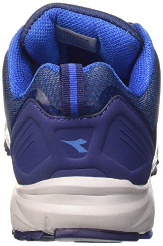 Diadora Raid - Sneakers Hombre Blu Classico/Grigio