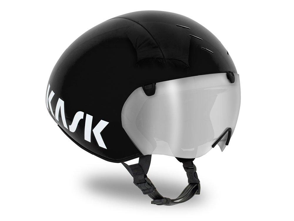 KASK(カスク) BAMBINO PRO <ブラック> TTヘルメット Large  B01DIZZCHE